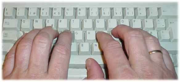Learn typewriting online free